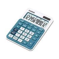 Калькулятор настольный, голубой CASIO MS-20NC-BU-S-EC