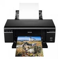 Струйный, цветной фотопринтер, Epson, Stylus Photo P50