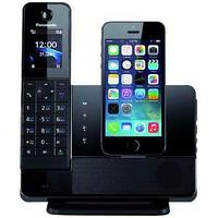 Телефон DECT с док-станцией для IPhone, KX-PRL260 RUB.