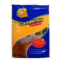 Салфетка Фрекен Бок для мытья полов, состав хлопок и вискоза, размер 50*60см, 1шт.
