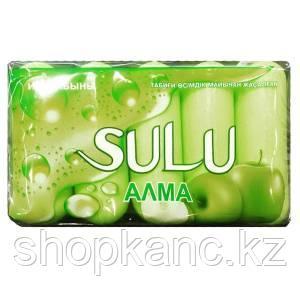 Мыло туалетное, Sulu, Яблоко 5*70 гр.