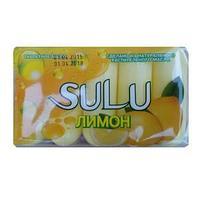 Мыло туалетное, Sulu, Лимон 5*70 гр.