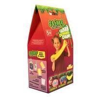 """Набор для создания слайма Slime """"Лаборатория"""", для девочек, желтый, 100 г"""