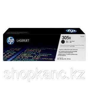 Картридж Лазерный Hewlett-Packard CE410X, BK, 4K, 305X, оригинал