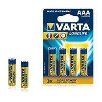Батарейка Longlife Micro 1.5V-LR03/AAA ( 4шт)