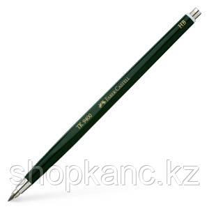 Карандаш механический TK 9400, 3,15 мм, твёрдость 4B, зеленый