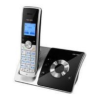 Радиотелефон Texet TX-D7455A черно - серебристый