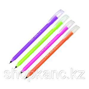 Ручка шариковая Jaya, цвет чернил синий, 0,6 мм, корпус пластик, цвет ассорти.