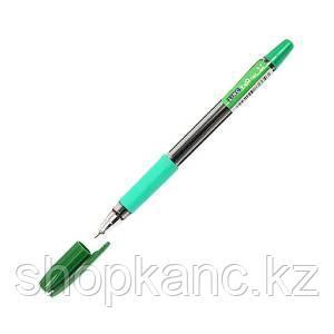 Ручка шариковая H2O, цвет чернил зелёный, 0,7 мм, корпус пластик, цвет прозрачный.