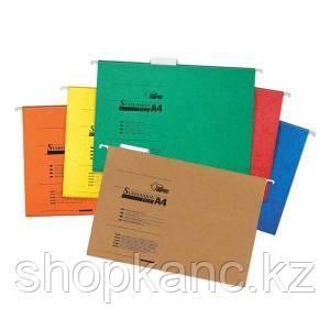 Папка подвесная для бумаг А4+, оранжевый