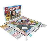 Игра настольная Мисс Монополия