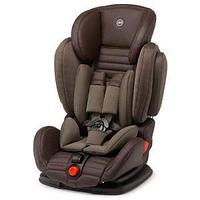 """Детское автомобильное кресло Happy Baby """"Mustang"""" brown, 9 мес. -12 лет, 9-36 кг"""