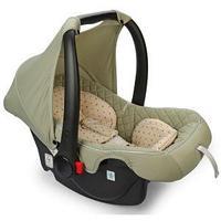"""Детское автомобильное кресло Happy Baby """"SKYLER V2"""" green, 0-12 мес., 0-13 кг"""