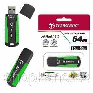 USB Флеш-драйв Transcend, 64GB, JetFlash 810.