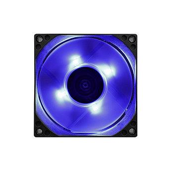Кулер для компьютерного корпуса AeroCool Motion 8 Blue-3P
