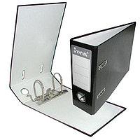 Папка-Регистр 50 мм ламин. А5, черный