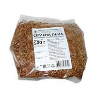 Семя льна пищевые 500гр