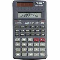 """Калькулятор для научных расчетов 10+2 разрядный """"Proff"""", 139 функций(SC-3810)"""