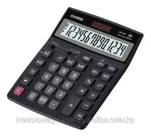 Калькулятор настольный, 14 разрядный CASIO GX-14S-S-EC