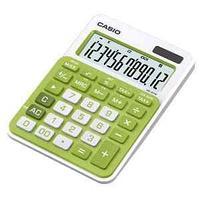 Калькулятор настольный, 12 разрядный CASIO MS-20NC-GN-S-EC