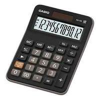 Калькулятор настольный, 12 разрядный CASIO MX-12B-W-EC