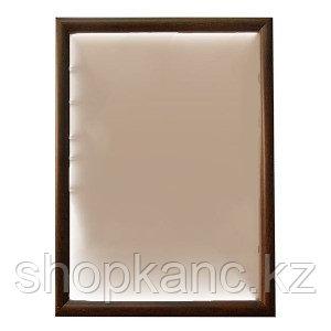 """Рамка для фото """"С"""" 5000 А-3, коричневая"""