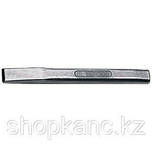 Зубило, 250х20 мм, сталь 45, оцинкованное