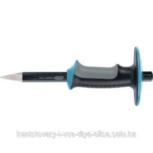 Зубило-керн, 305 мм, трехкомп. эргоном. рук-ка, защитный протектор, антикоррозионное покрытие