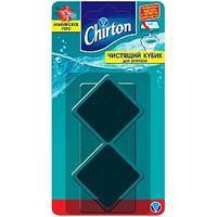 Чистящие кубики для унитаза CHIRTON, Альпийское Утро, 2 * 50 гр