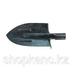 Лопата штыковая, рельсовая сталь, без черенка СИБРТЕХ