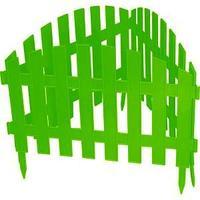 """Забор декоративный """"Марокко"""", 28 х 300 см, зеленый"""