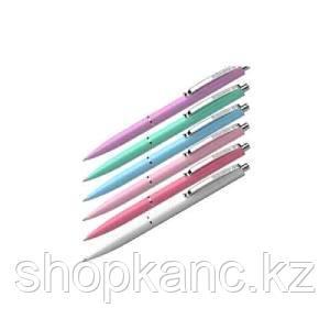 """Ручка шариковая автоматическая Schneider """"K15"""" синяя, 1,0мм, корпус пастель ассорти, ш/к"""