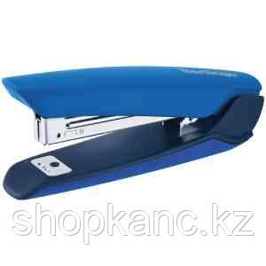 """Степлер №10 Berlingo """"Hyper"""" до 20л, 100 скоб, пластиковый корпус, синий"""