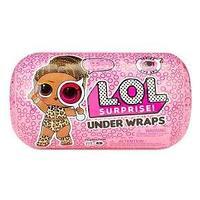 Лол капсула, Кукла L.O.L. Surprise Under Wraps eye spy, LOL Surprise волна 2