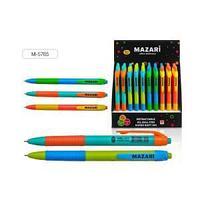 Ручка шариковая, автоматическая, DELICA, 0,7 мм, корпус пластиковый.