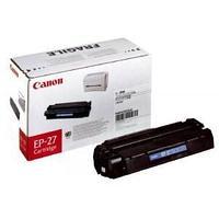 Картридж Лазерный Canon EP-27, 2,5K, оригинал, черный.