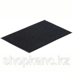Коврик влаговпитывающий, ребристый Vortex, 50*80см, черный