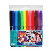 Краски, пастель, гель, фломастеры и мелки для рисования