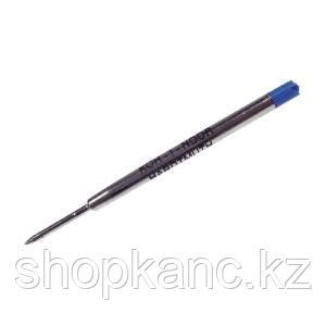 Стержень шариковый объемный 4442, синий, 98 мм, 0,8 мм, металлический корпус.