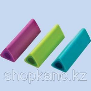 Ластик из синтет.каучука, цвета ассорти