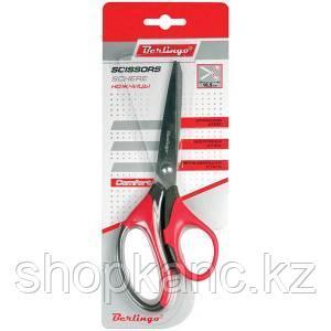Ножницы Comfort, 16,5 см, эргономичные ручки.