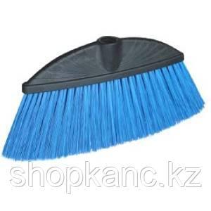 Щетка для подметания МАРТА, цвет: черно-голубой.
