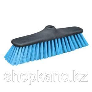 Щетка для подметания МАТИЛЬДА, цвет: черно-голубой.