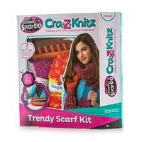 Cra-z-knitz Набор для вязания Шарф
