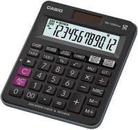 Калькулятор настольный, 12 разрядный CASIO DJ-120DPLUS-W-EP