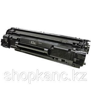 Картридж Лазерный Hewlett-Packard CF283A, 1,5К, оригинал,  черный.