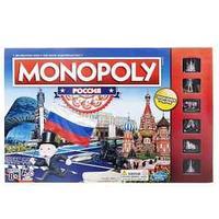 Игрушка Монополия Россия (новая уникальная версия)