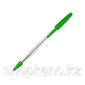 Ручка шариковая PILOT BPT-P, прозрачная, зеленая0.7мм