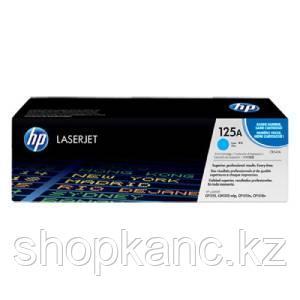 Картридж Лазерный Hewlett-Packard CB541A, C, 1,4K, оригинал черный.