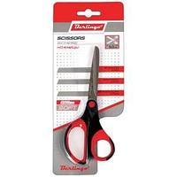 Ножницы Office Soft, 16,5 см, эргономичные ручки, мягкие вставки.